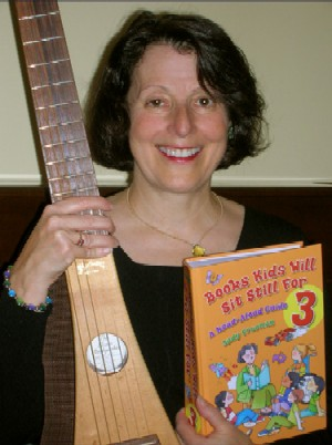 Meet Judy Freeman: 